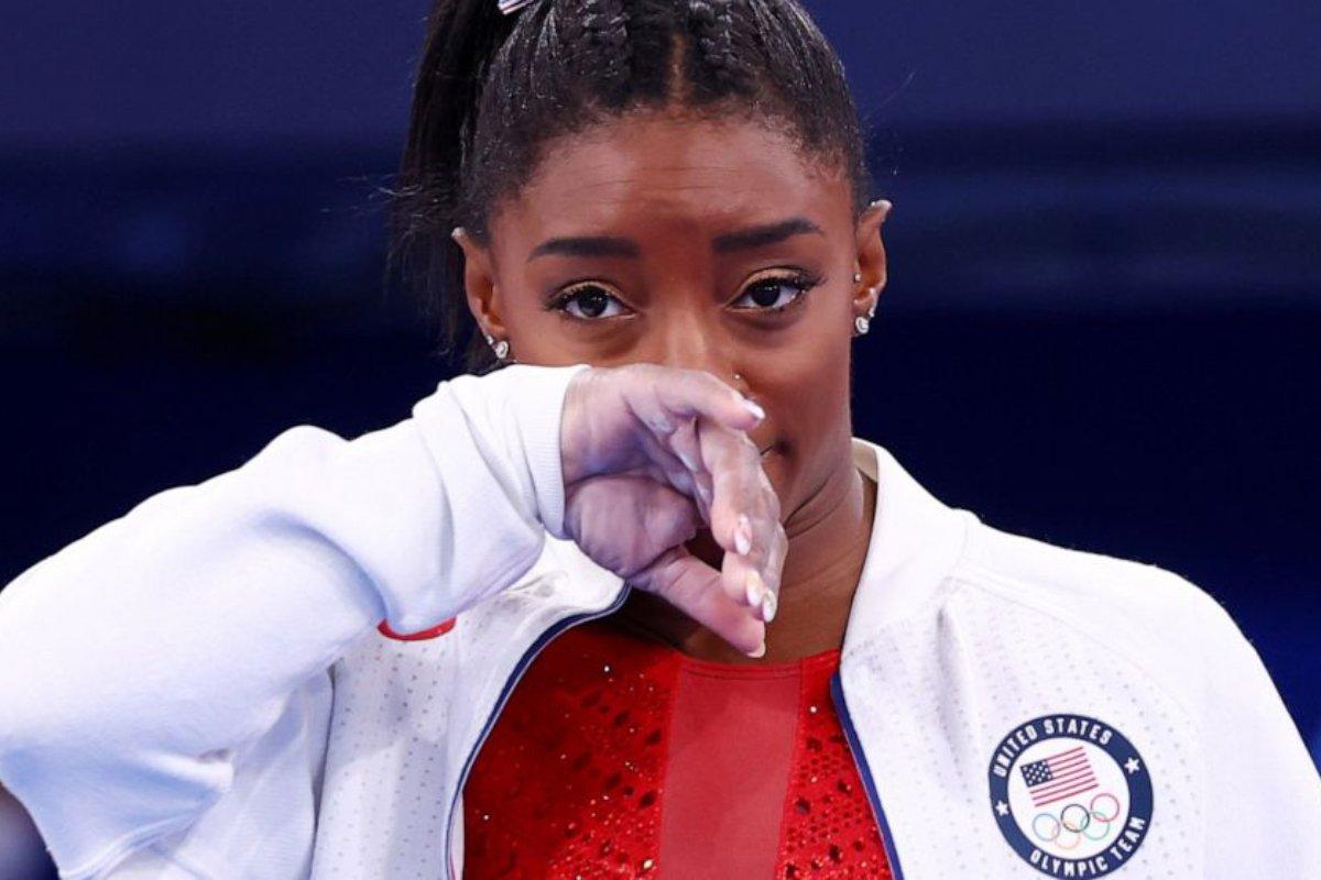 Шансы на олимпийскую гимнастику меняются после ухода Симоны Байлз