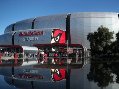 Arizona Cardinals объявляет об открытии betmgm, первой спортивной книги стадиона НФЛ