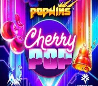 Cherry Pop logotipi