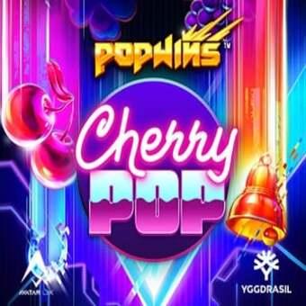 Cherry Pop logotype