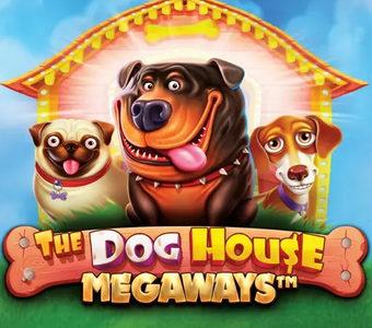 Dog House Megaways logotipi