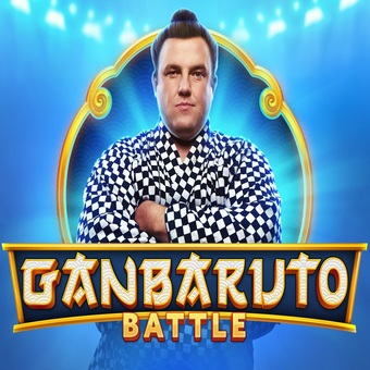 Ganbaruto Battle logotipi