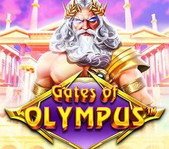 Gates of Olympus ロゴタイプ
