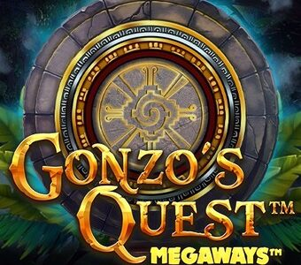 Gonzo Quest Megaways logotipi