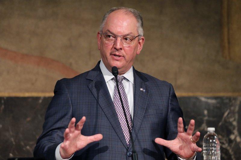Губернатор Луизианы назначает членов совета директоров, но не председателя